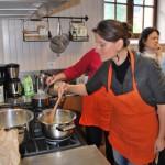 Prochain atelier cuisine